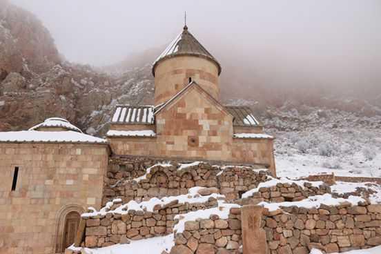 Tsaghkadzor(binatour)